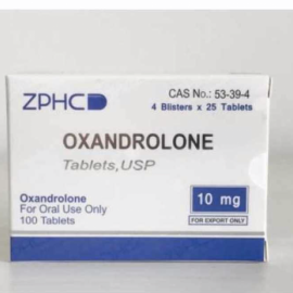 ZPHC Oxandrolone